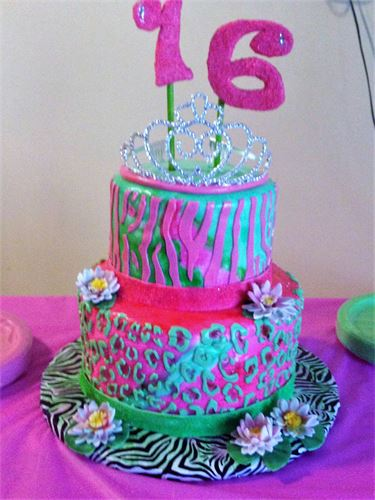 Cakes By Niecy Atlanta Ga